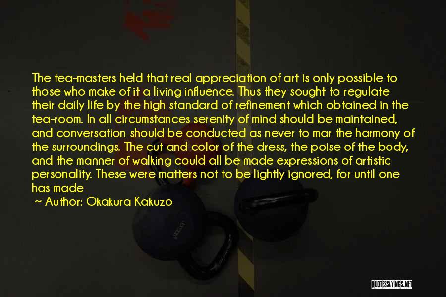 Tea Room Quotes By Okakura Kakuzo