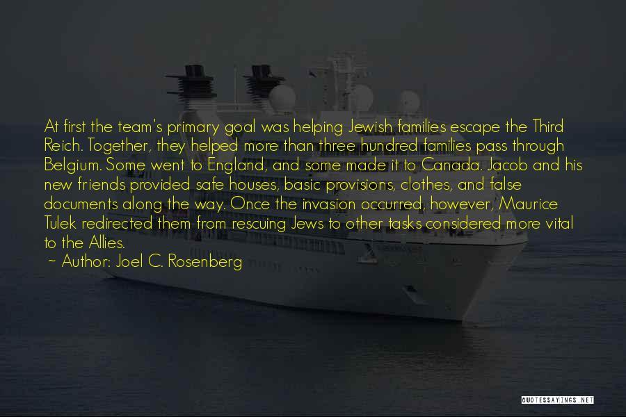 Team Canada Quotes By Joel C. Rosenberg