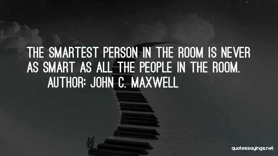 Top 13 Quotes Sayings About Teamwork John Maxwell