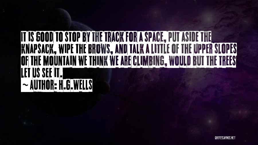 Teamwork Quotes By H.G.Wells