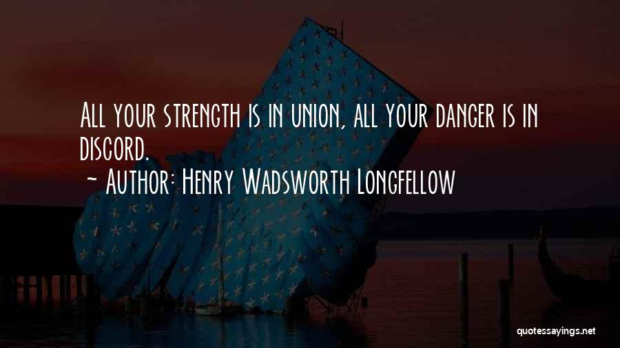 Teamwork Quotes By Henry Wadsworth Longfellow