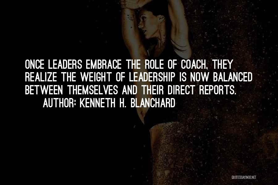Teamwork Quotes By Kenneth H. Blanchard