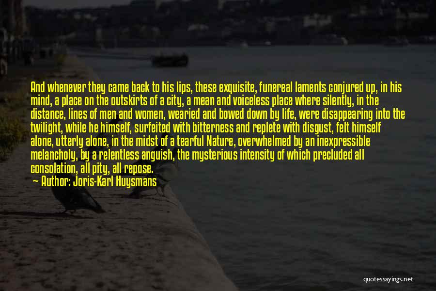 Tearful Quotes By Joris-Karl Huysmans