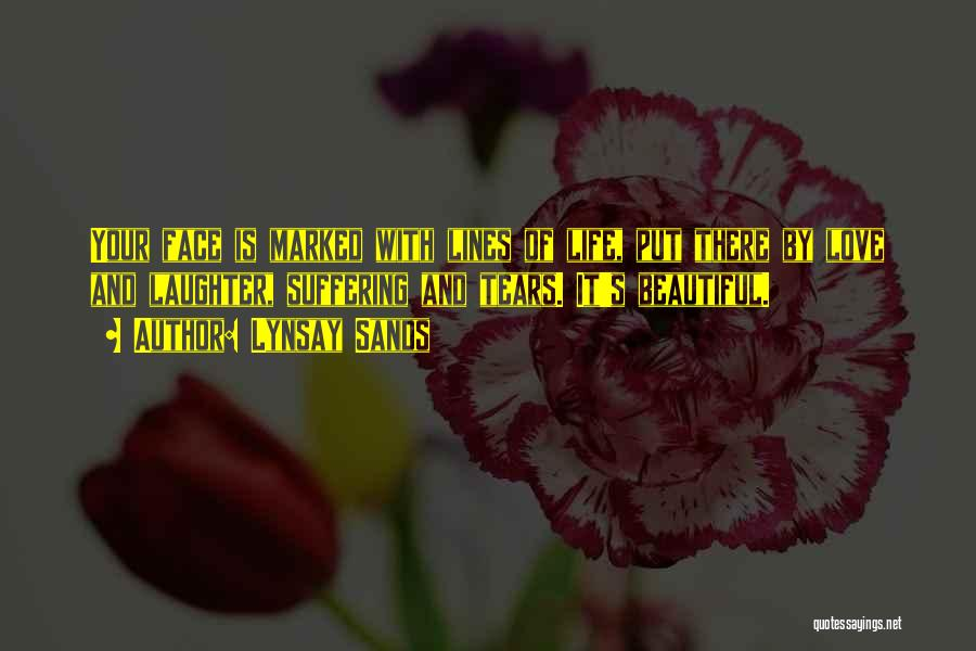 Tears And Laughter Quotes By Lynsay Sands