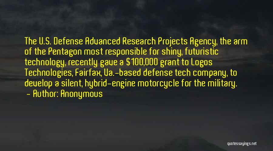 Tech Quotes By Anonymous