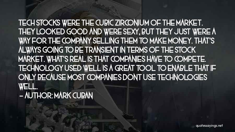 Tech Stock Quotes By Mark Cuban