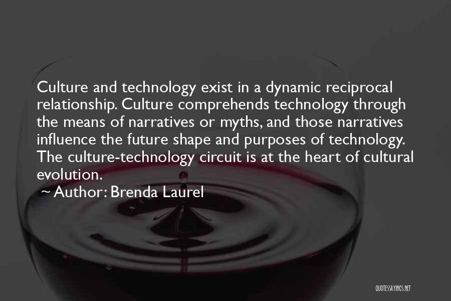 Technology And The Future Quotes By Brenda Laurel