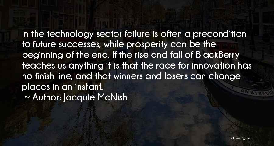 Technology And The Future Quotes By Jacquie McNish