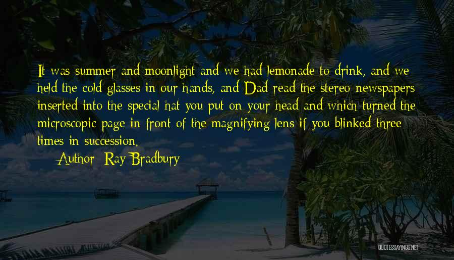 Technology And The Future Quotes By Ray Bradbury