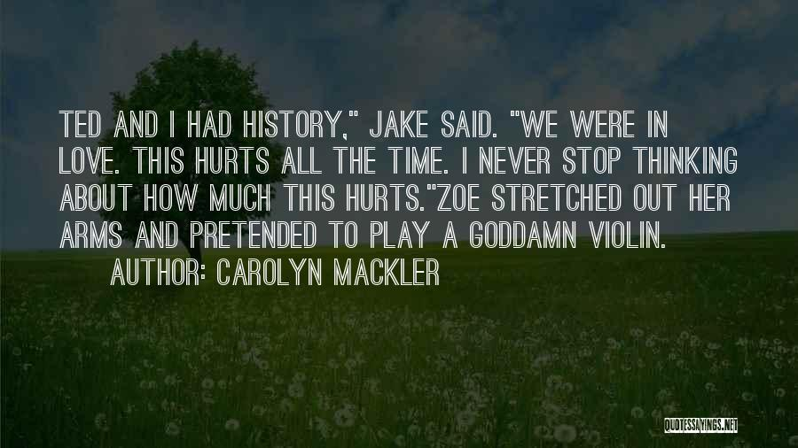 Ted 2 Funny Quotes By Carolyn Mackler