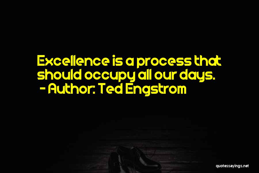 Ted Engstrom Quotes 346791