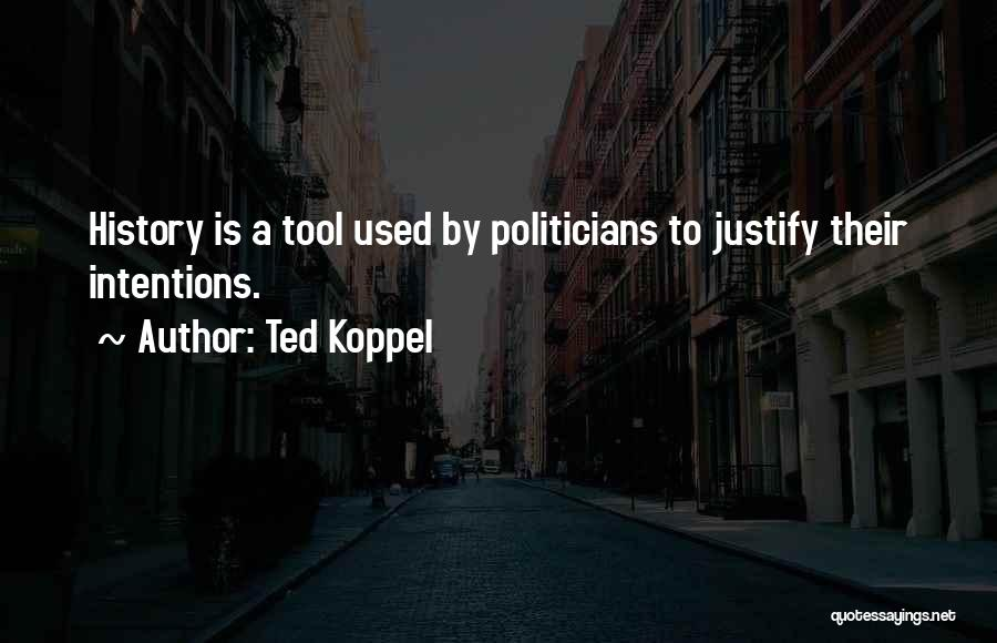 Ted Koppel Quotes 1995684
