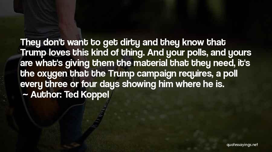 Ted Koppel Quotes 2236792