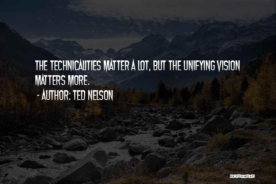 Ted Nelson Quotes 1611140