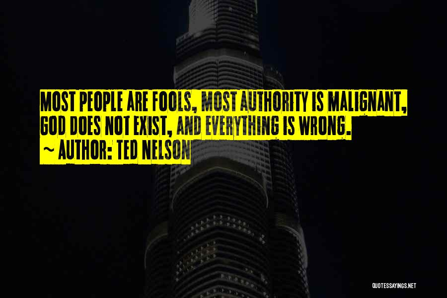Ted Nelson Quotes 1637993