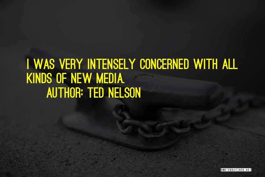 Ted Nelson Quotes 1839861