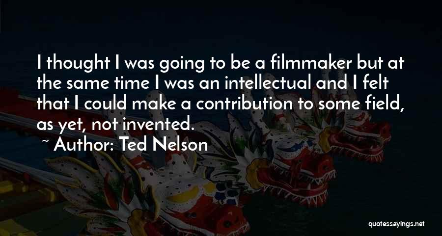 Ted Nelson Quotes 2049036