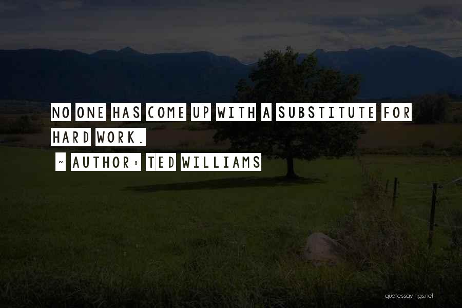 Ted Williams Quotes 132777
