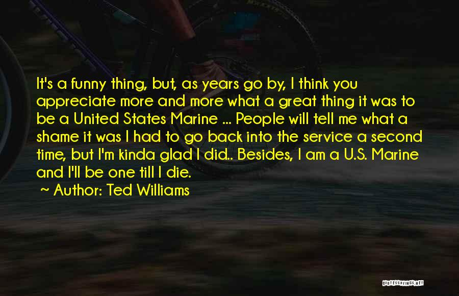 Ted Williams Quotes 1529196