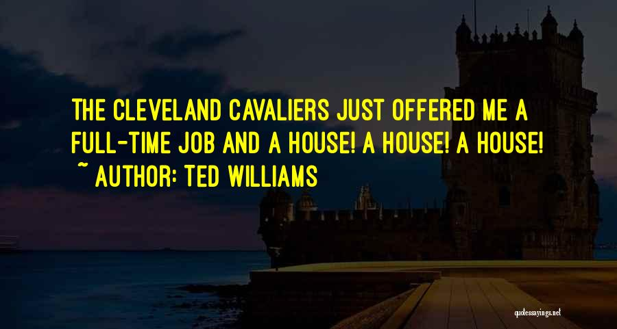 Ted Williams Quotes 1904560