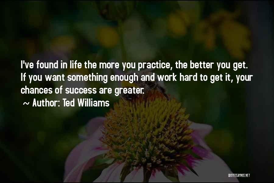 Ted Williams Quotes 1937085