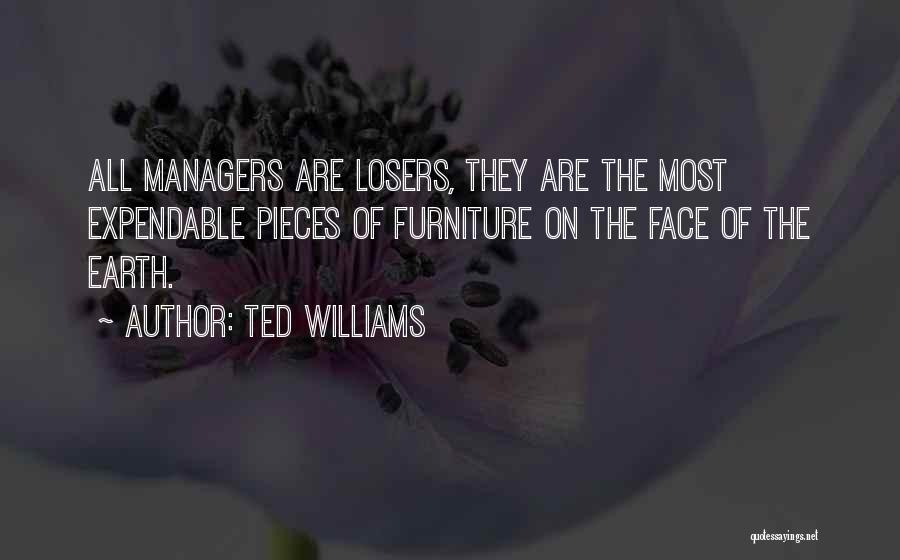 Ted Williams Quotes 628249