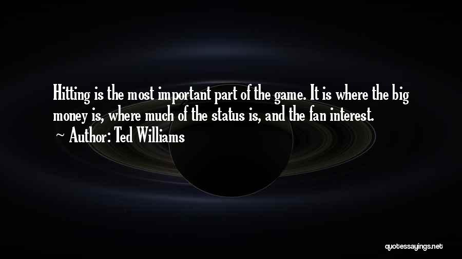 Ted Williams Quotes 98153