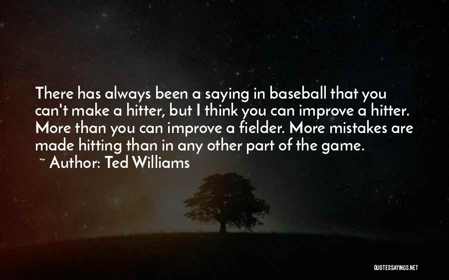 Ted Williams Quotes 99775