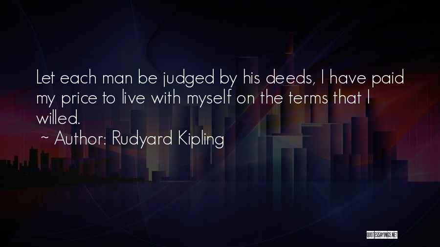 Tell Tale Heart Time Quotes By Rudyard Kipling