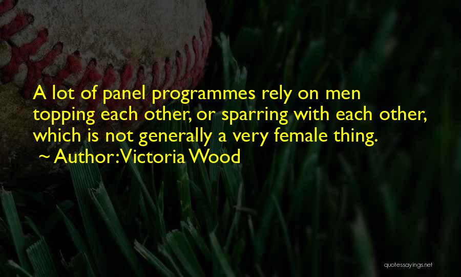 Tell Tale Heart Time Quotes By Victoria Wood