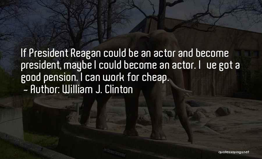 Tell Tale Heart Time Quotes By William J. Clinton