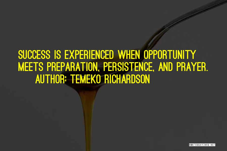 Temeko Richardson Quotes 619112