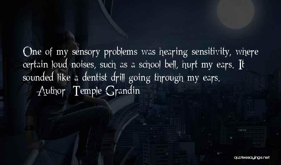 Temple Bell Quotes By Temple Grandin