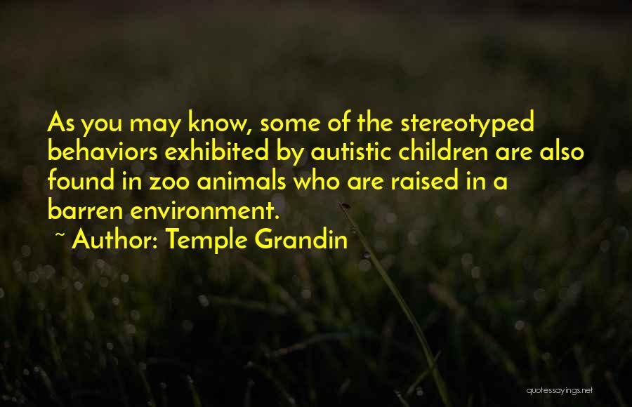 Temple Grandin Quotes 1526936