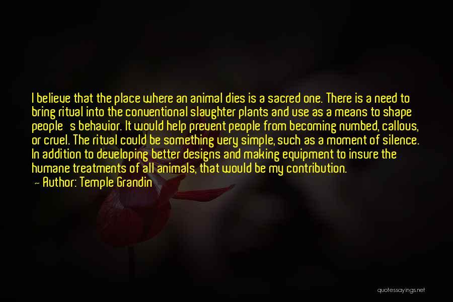 Temple Grandin Quotes 1654806