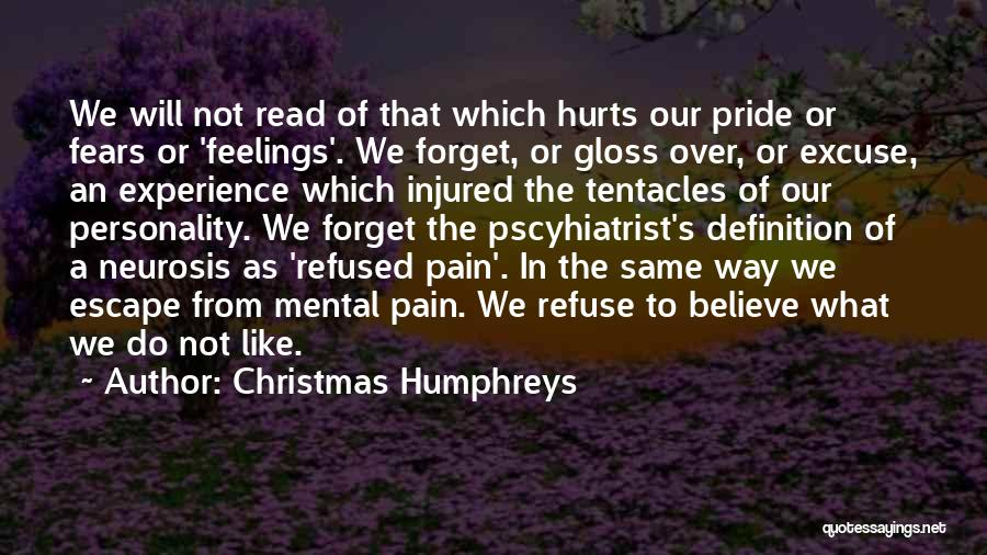 Tentacles Quotes By Christmas Humphreys