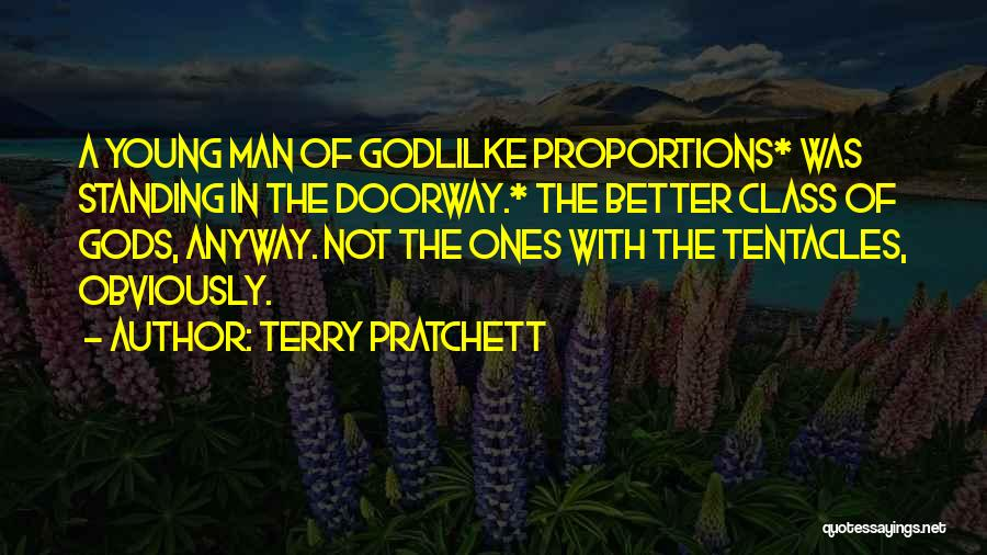 Tentacles Quotes By Terry Pratchett