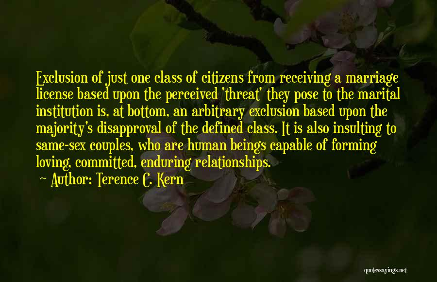 Terence C. Kern Quotes 2208509