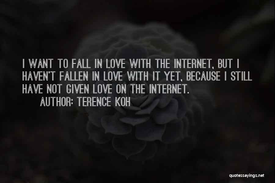 Terence Koh Quotes 1400989