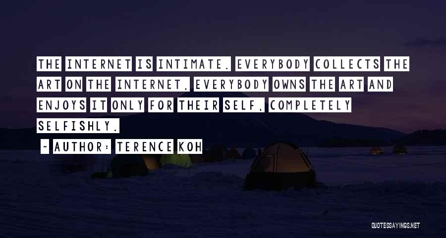 Terence Koh Quotes 2066439