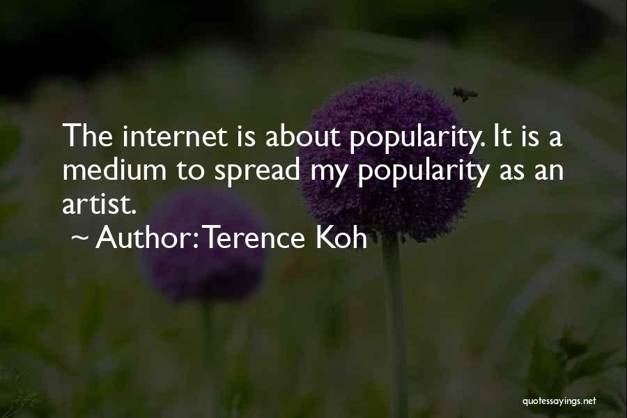 Terence Koh Quotes 314301