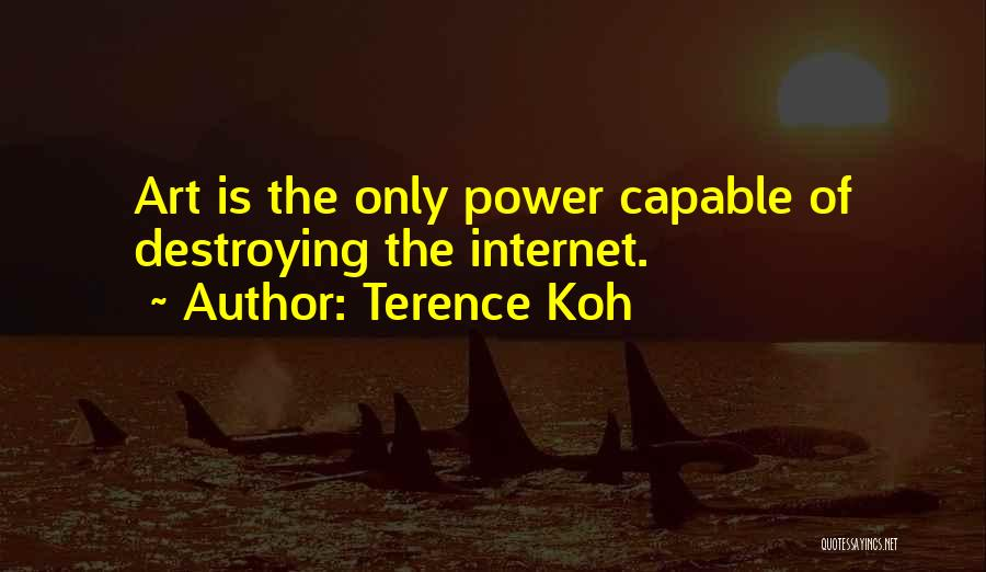 Terence Koh Quotes 84868