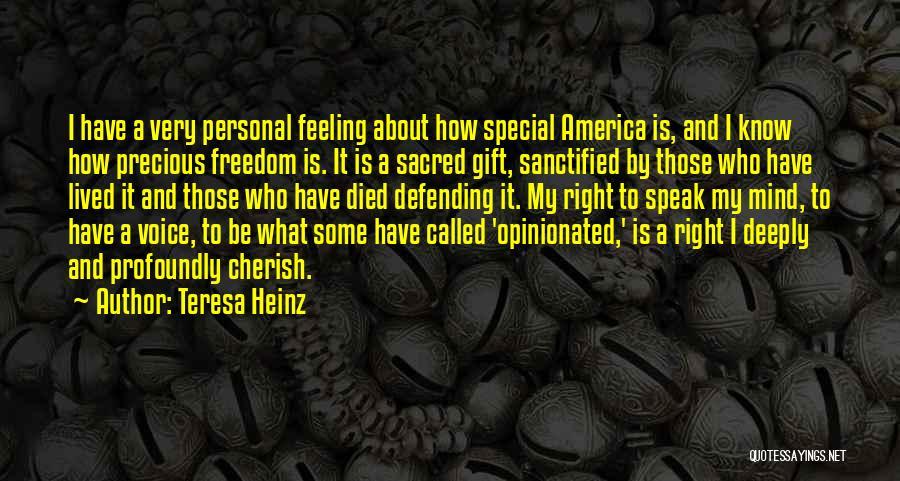 Teresa Heinz Quotes 2105282