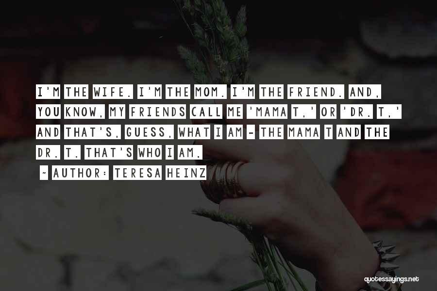 Teresa Heinz Quotes 328015