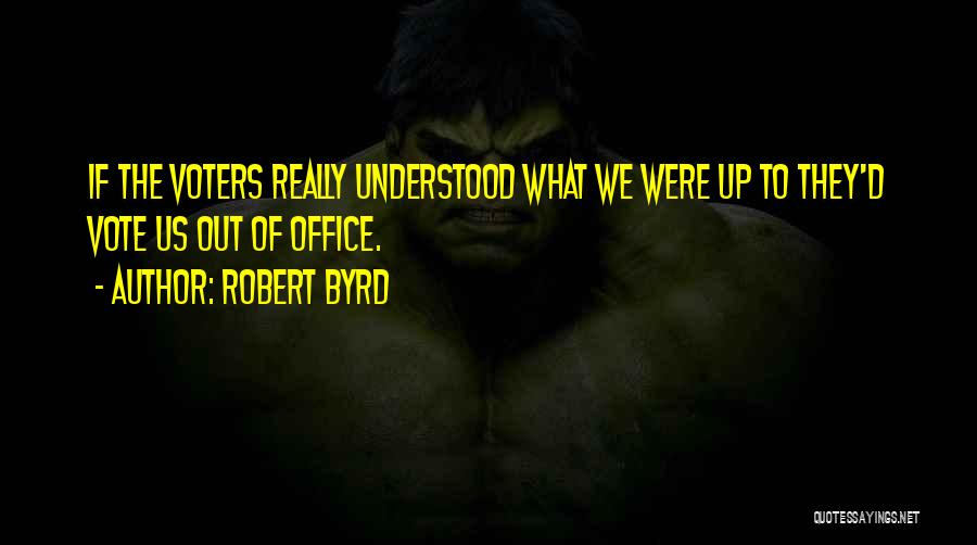 Term Limits Quotes By Robert Byrd