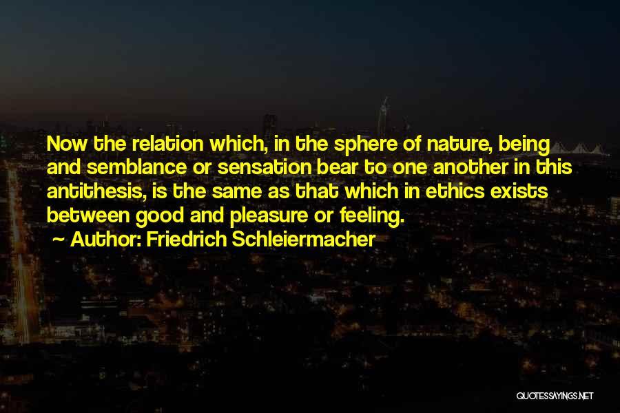 Terminator Rise Of The Machines Quotes By Friedrich Schleiermacher