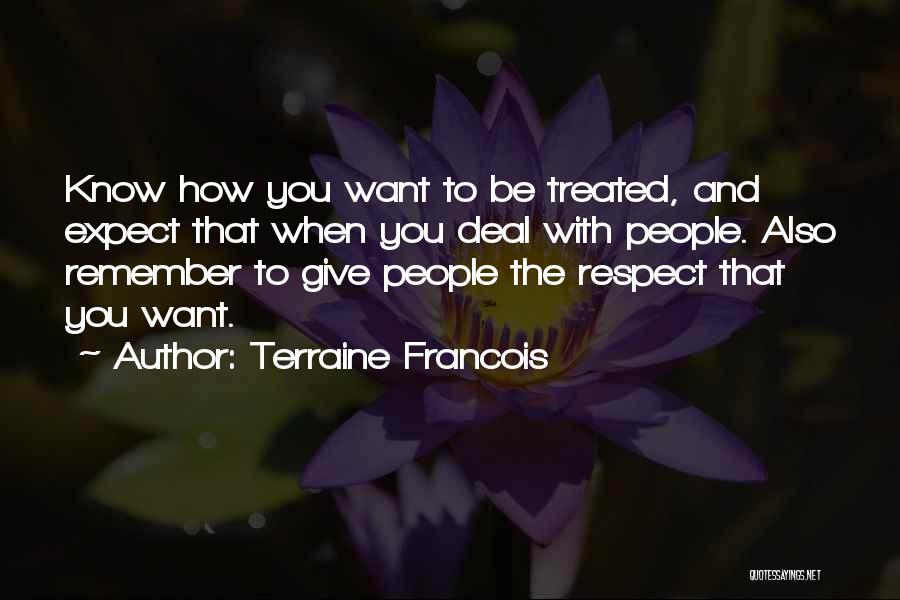 Terraine Francois Quotes 1404186