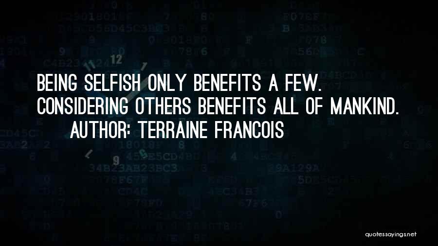 Terraine Francois Quotes 141428