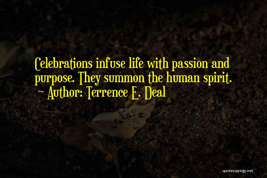 Terrence E. Deal Quotes 1180660