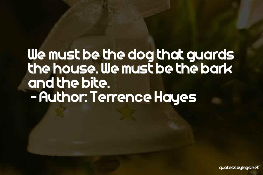 Terrence Hayes Quotes 1103708